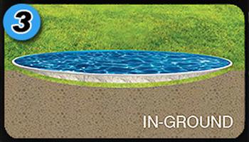 Optimum InGround Swimming Pool