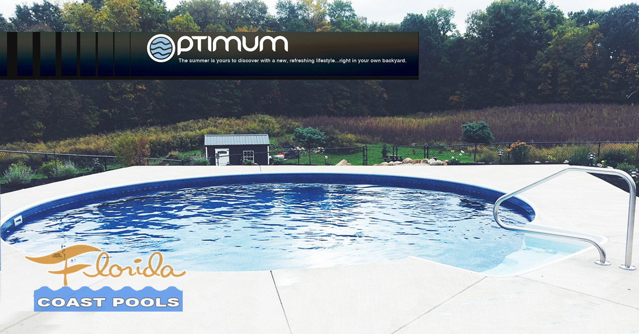 Optimum Pool Concrete Decking